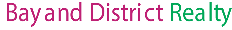 Bay and District Real Estate - logo